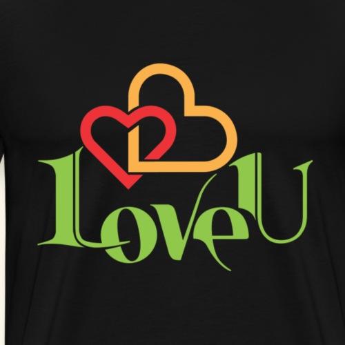 Valentinstag-Shirt Liebe Geschenk