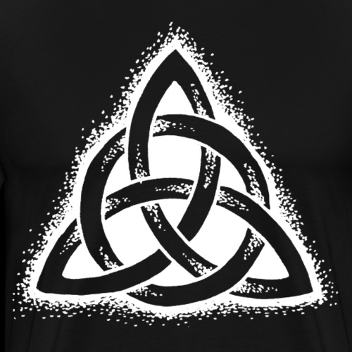 Keltischer Knoten - Männer Premium T-Shirt