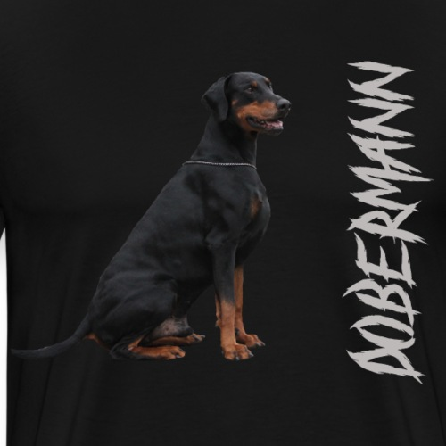 Dobermann,Hundesport,Hunderasse,Wachhund,Haustiere - Männer Premium T-Shirt