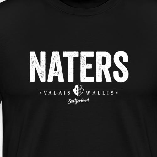 NATERS - Männer Premium T-Shirt