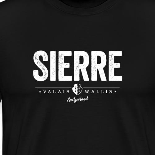 SIERRE - Männer Premium T-Shirt