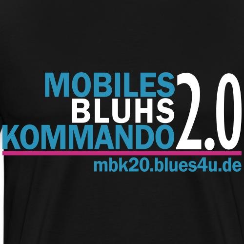 Mobiles Bluhs Kommando 2 0 Logo Trans