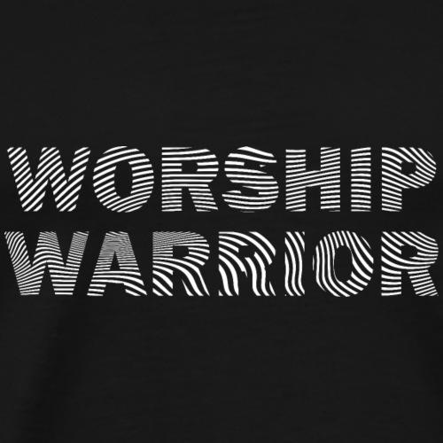 WORSHIP WARRIOR - Männer Premium T-Shirt