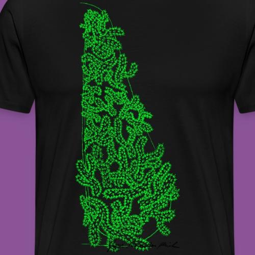 Nasenjuckreiz 1 - Männer Premium T-Shirt