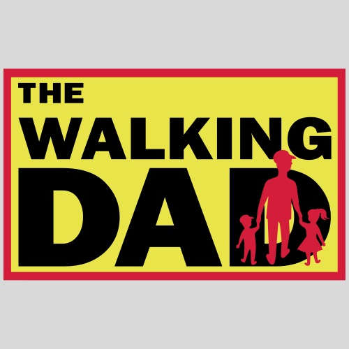 The Walking Dad 2 - Männer Premium T-Shirt
