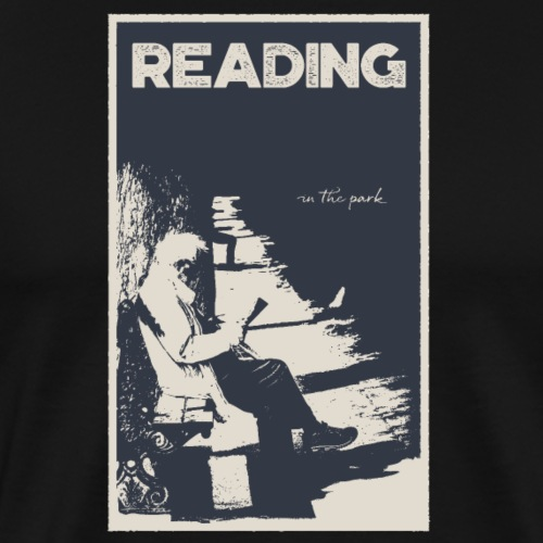 Reading in the Park - tshirt