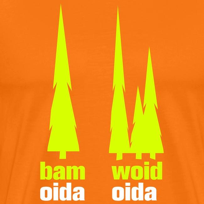 bam oida - woid oida
