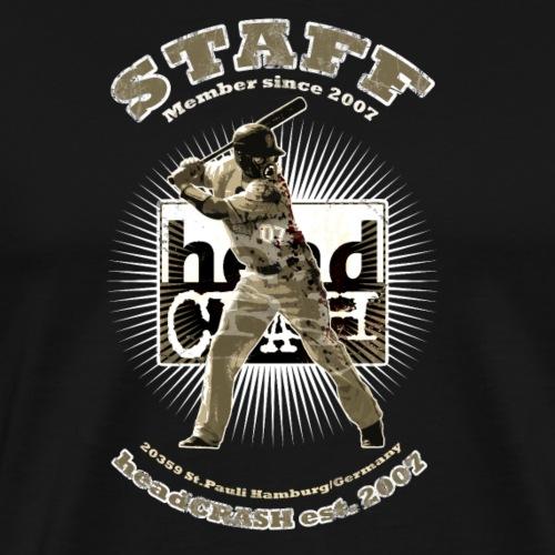 hc_crew_shirt_2007 - Männer Premium T-Shirt