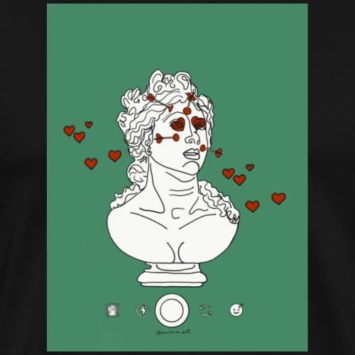 Love_musua - Camiseta premium hombre