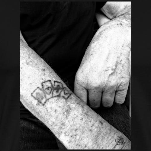 Old tattoo - Maglietta Premium da uomo