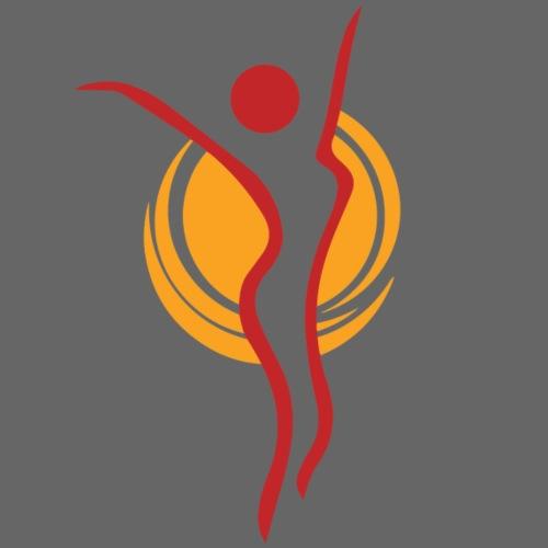 Kaisan Sporttiklubi ikoni - Miesten premium t-paita