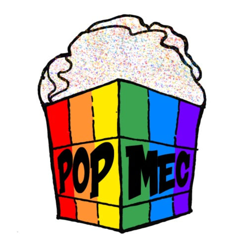 PopMeC logo special edition