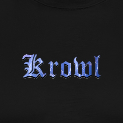 Krowl 1st Dark Side Design - T-shirt Premium Homme