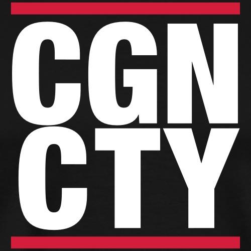 CGN CTY - Männer Premium T-Shirt