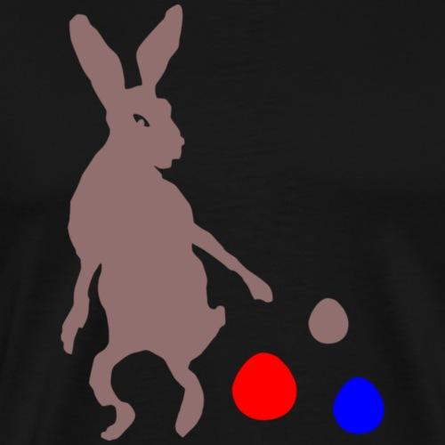Osterhasie - Männer Premium T-Shirt