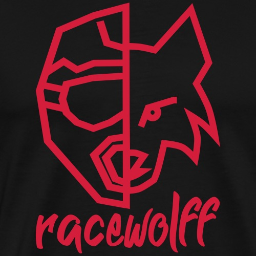 racewolff Logo 0RWRO - Men's Premium T-Shirt