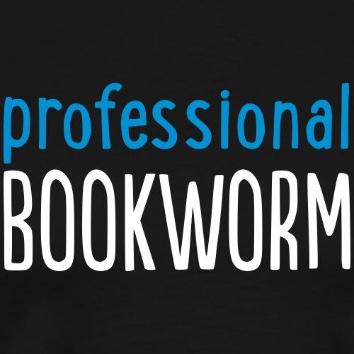 Bookworm - Mannen Premium T-shirt