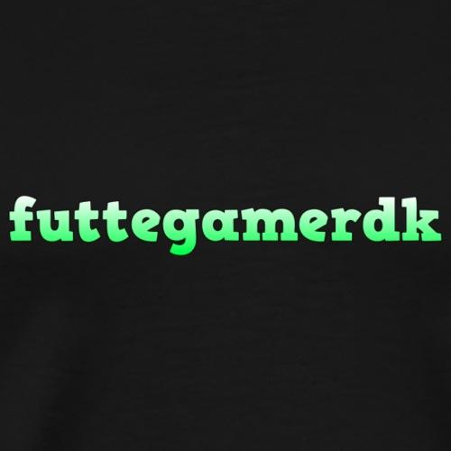 futtegamerdk trøjer badge og covers - Herre premium T-shirt