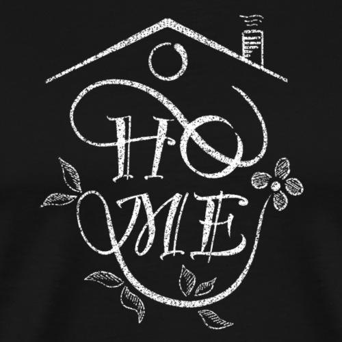 Home - Maglietta Premium da uomo