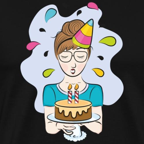 Joyeux anniversaire - T-shirt Premium Homme