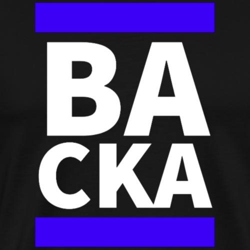 Backa - Premium-T-shirt herr