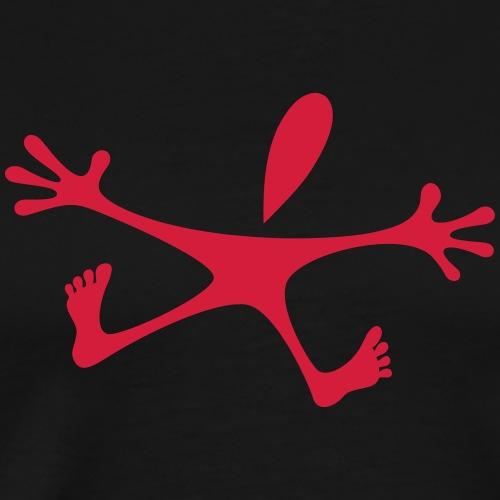 Mr Ketchup - Premium-T-shirt herr