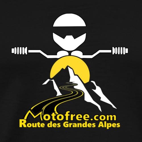 motofree rider II - T-shirt Premium Homme