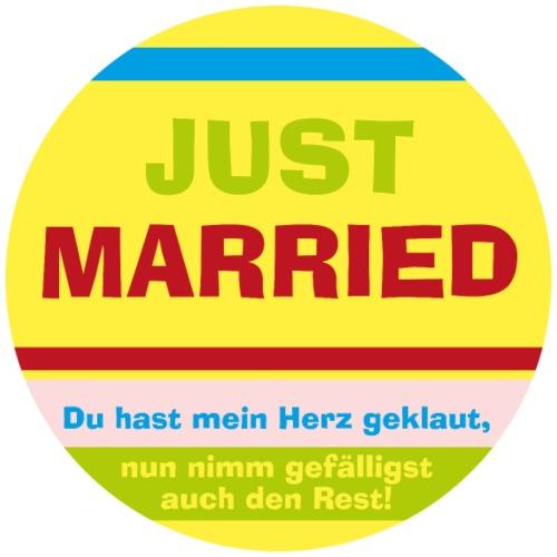 Just married - Männer Premium T-Shirt