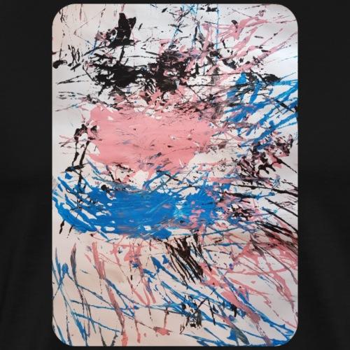 Emelie Kunstwerk V. - Männer Premium T-Shirt
