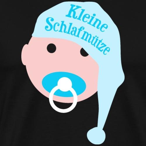 Kleine Schlafmütze Baby Junge Geschenk - Männer Premium T-Shirt