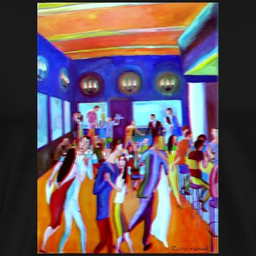 tangueria b3 - Camiseta premium hombre