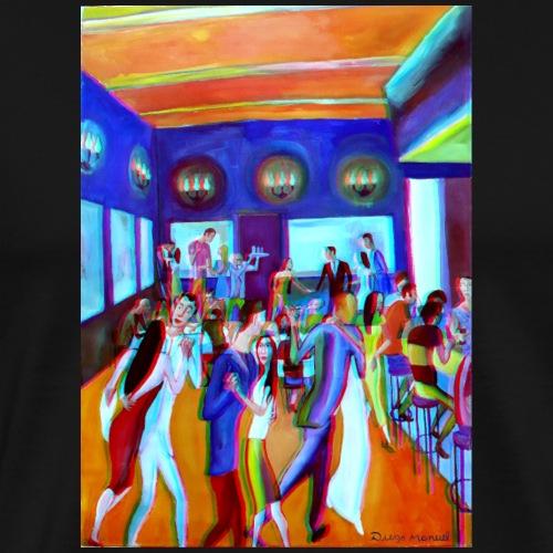 tangueria b2 - Camiseta premium hombre