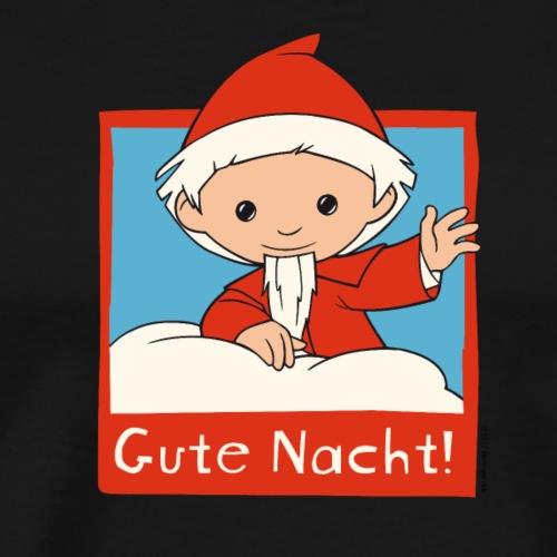 Sandmännchen Gute Nacht! - Männer Premium T-Shirt