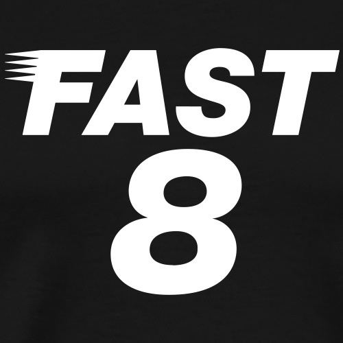 Fast 8 - Männer Premium T-Shirt