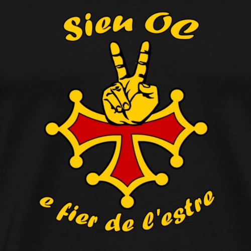 Vive le Languedoc - T-shirt Premium Homme