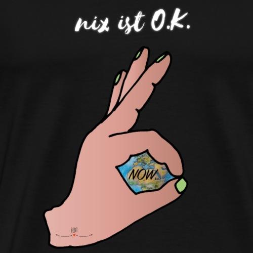 save the planet - Männer Premium T-Shirt
