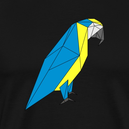 Arroganter Ara - Männer Premium T-Shirt