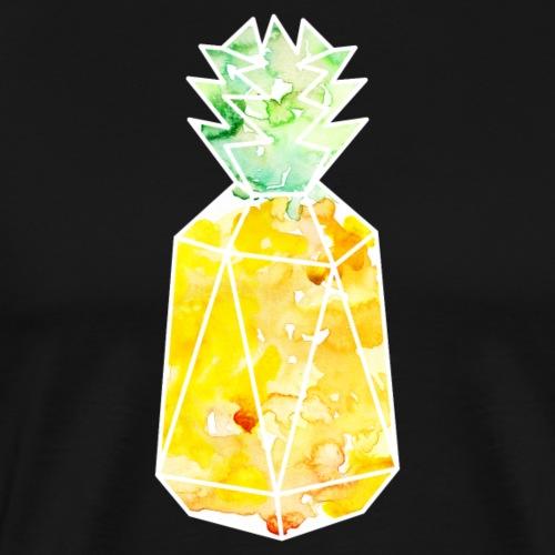 Anständige Ananas - Männer Premium T-Shirt