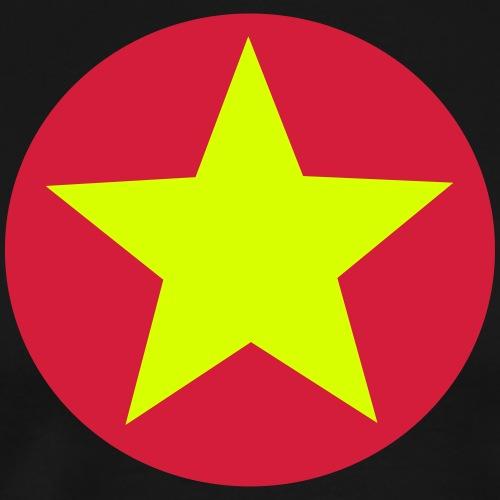 Superhero Star Superhelden Stern Zeichen - Männer Premium T-Shirt