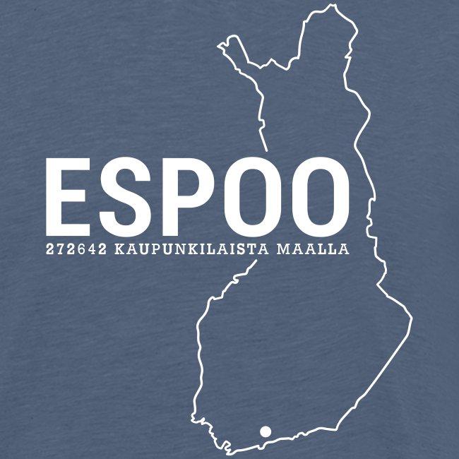 Kotiseutupaita - Espoo