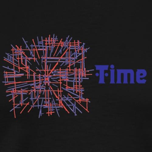 Time - Men's Premium T-Shirt