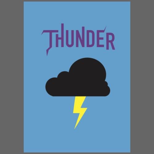 Thunder Violet - T-shirt Premium Homme