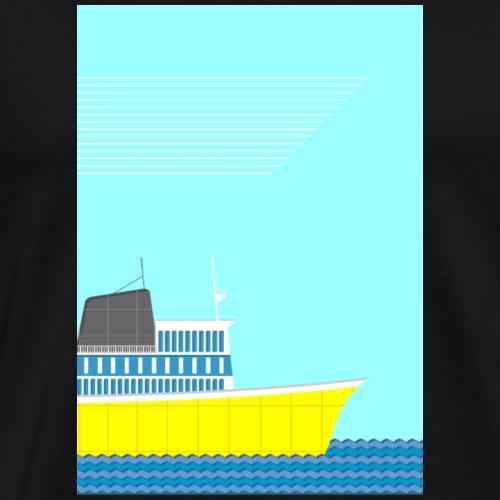 nave - Maglietta Premium da uomo