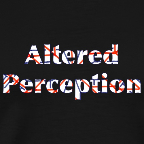 Altered Perception - Men's Premium T-Shirt