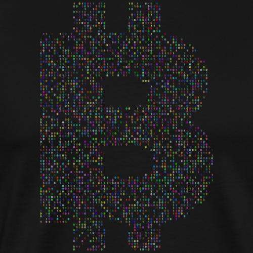 Bitcoin 15 - Männer Premium T-Shirt