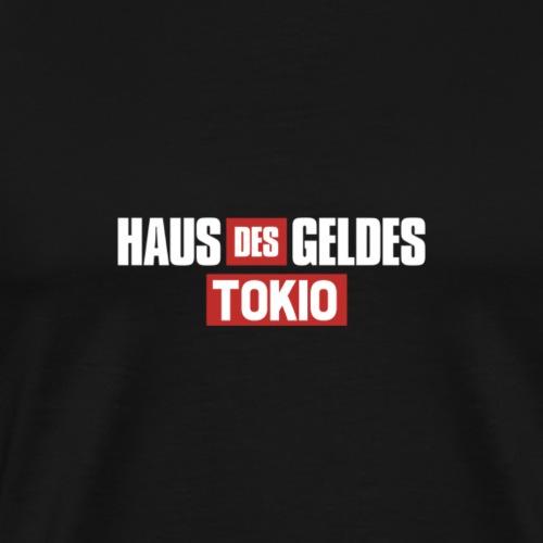 HAUS DES GELDES - TOKIO - Männer Premium T-Shirt