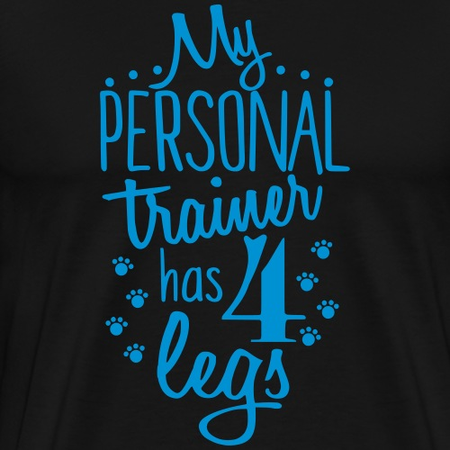 0personaltrainer2 - Men's Premium T-Shirt