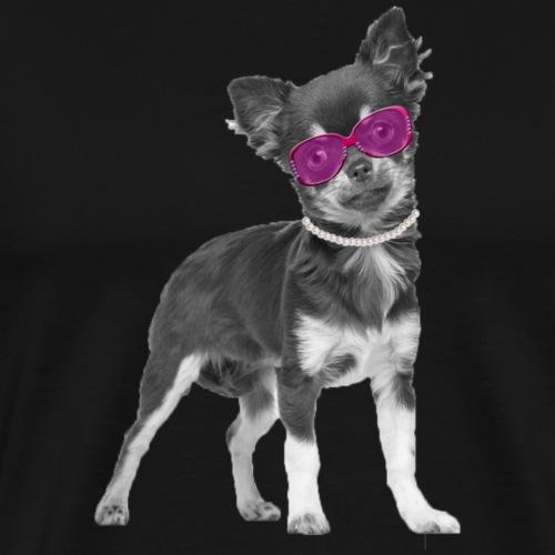 Chihuahua pimp - Männer Premium T-Shirt