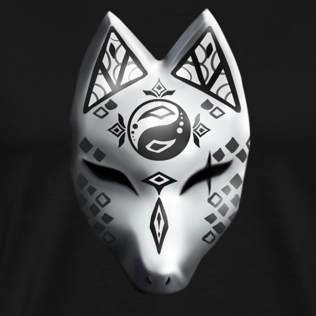 Fox Spirit Mask