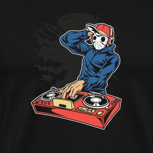 Deejay house - T-shirt Premium Homme